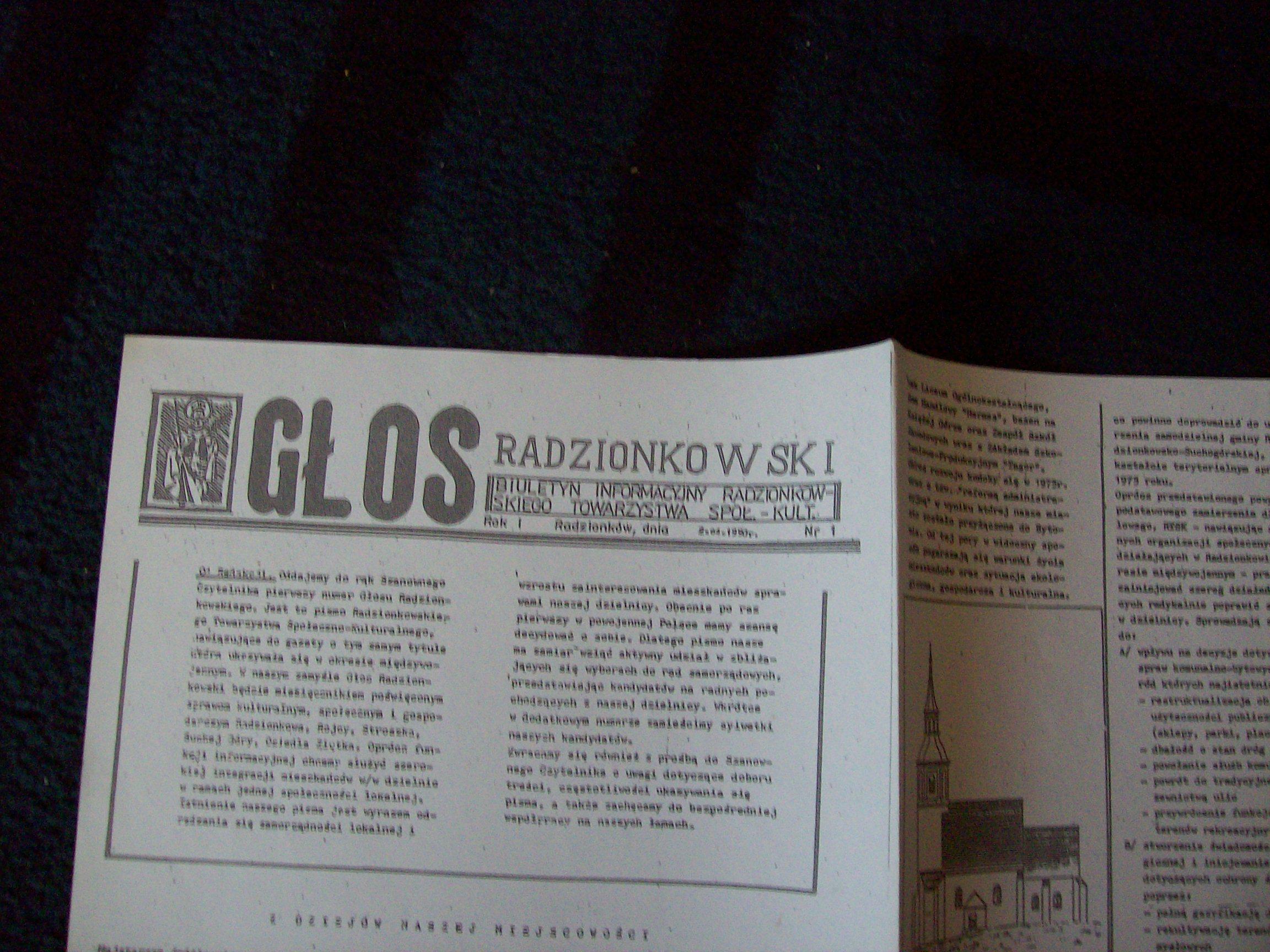 """"""" GR"""" – WSPÓLNIE PRZEZ 30 LAT"""