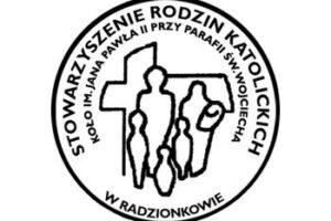 Read more about the article Życzenia dla radzionkowskiego Stowarzyszenia Rodzin Katolickich